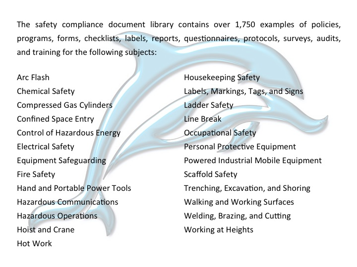 Safety Compliance Document Library   EKCO Safety